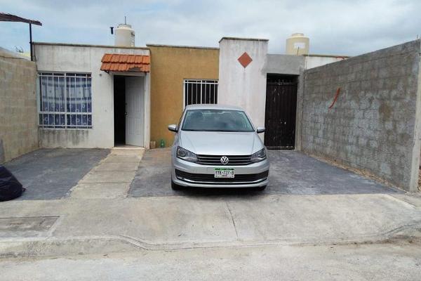 Foto de casa en venta en  , caucel, mérida, yucatán, 7974706 No. 01