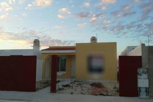Foto de casa en renta en  , caucel, mérida, yucatán, 7975248 No. 01