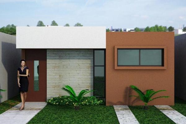 Foto de casa en venta en  , caucel, mérida, yucatán, 8099185 No. 01