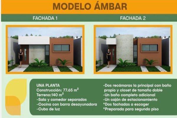 Foto de casa en venta en  , caucel, mérida, yucatán, 8099185 No. 02