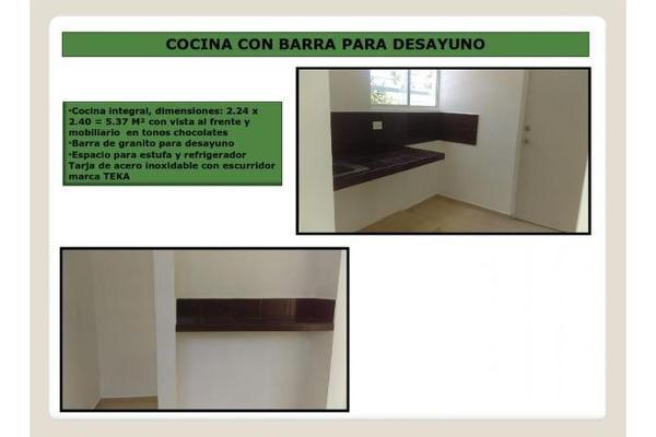 Foto de casa en venta en  , caucel, mérida, yucatán, 8099200 No. 04