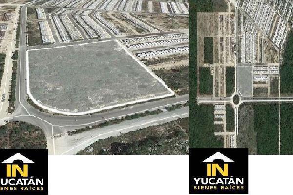 Foto de terreno habitacional en venta en  , caucel, mérida, yucatán, 8100210 No. 01
