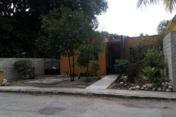 Foto de casa en venta en  , caucel, mérida, yucatán, 8101511 No. 02