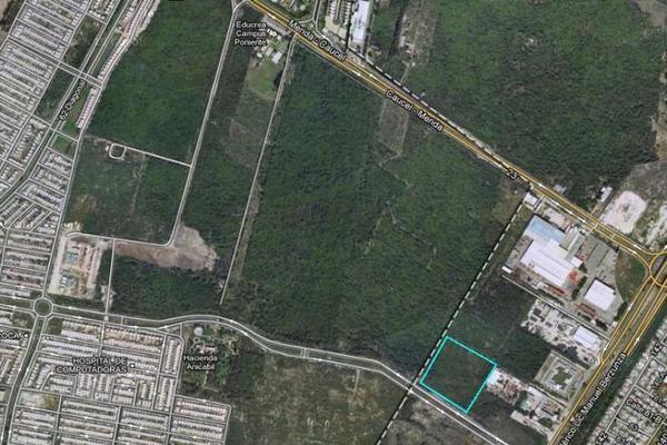 Foto de terreno comercial en venta en  , caucel, mérida, yucatán, 8269655 No. 01