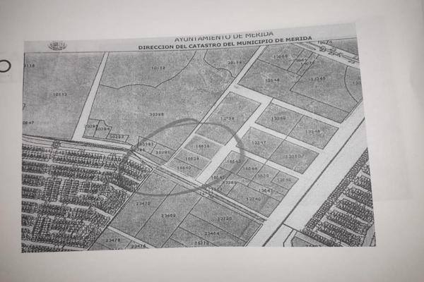 Foto de terreno comercial en venta en  , caucel, mérida, yucatán, 8269655 No. 02
