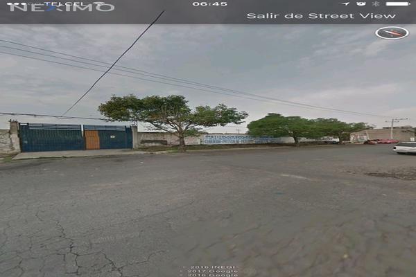 Foto de terreno comercial en venta en cayetano andrade , santa martha acatitla, iztapalapa, df / cdmx, 18116583 No. 01