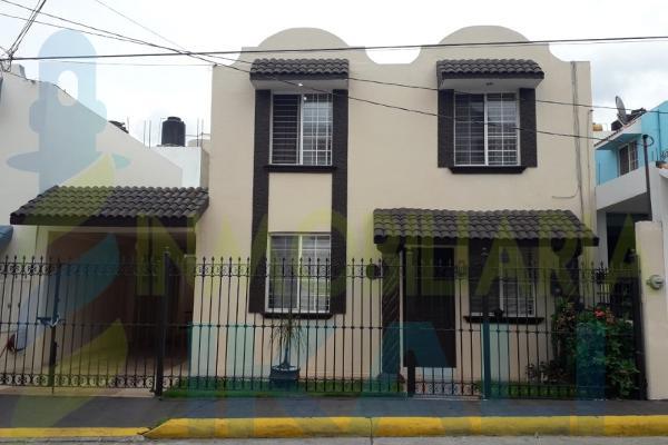 Foto de casa en venta en  , cazones, poza rica de hidalgo, veracruz de ignacio de la llave, 8154231 No. 01