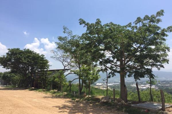 Foto de terreno habitacional en venta en tercera seccion , cci, tuxtla gutiérrez, chiapas, 2660638 No. 02