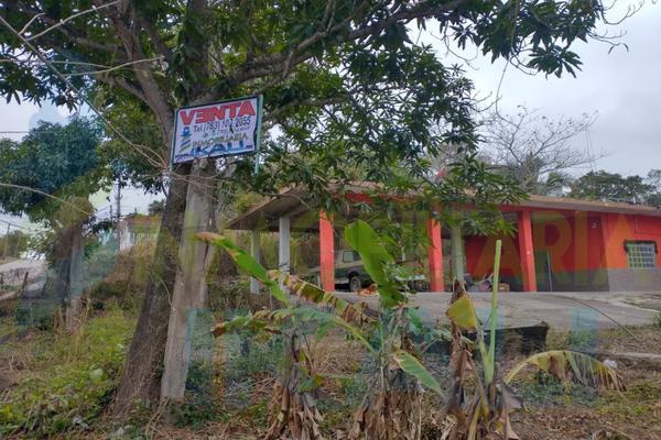 Foto de terreno habitacional en venta en  , ceas, tuxpan, veracruz de ignacio de la llave, 5925820 No. 01
