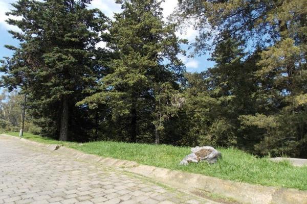 Foto de terreno habitacional en venta en cedros 35, club de golf los encinos, lerma, méxico, 5906812 No. 02