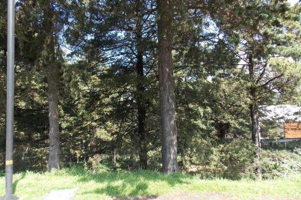 Foto de terreno habitacional en venta en cedros 35, club de golf los encinos, lerma, méxico, 5906812 No. 07