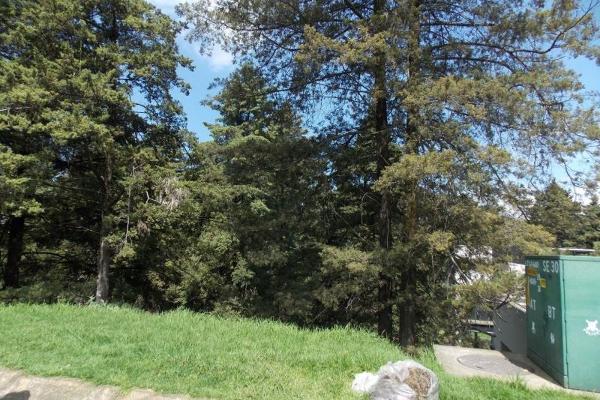 Foto de terreno habitacional en venta en cedros 35, club de golf los encinos, lerma, méxico, 5906812 No. 13