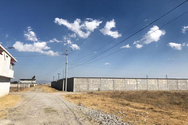 Foto de terreno habitacional en venta en cedros , santiago miltepec, toluca, méxico, 19788825 No. 03