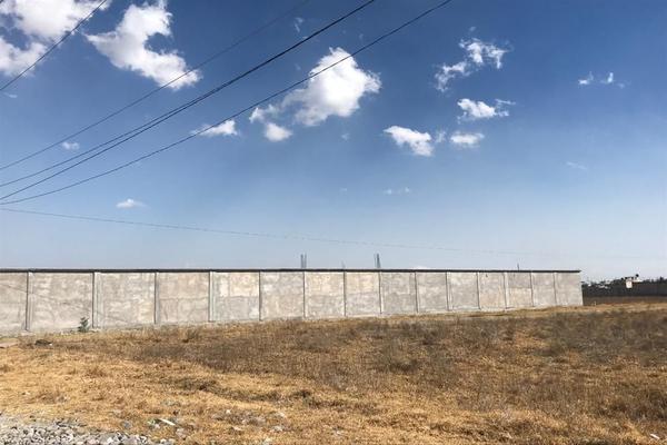 Foto de terreno habitacional en venta en cedros , santiago miltepec, toluca, méxico, 19788825 No. 04