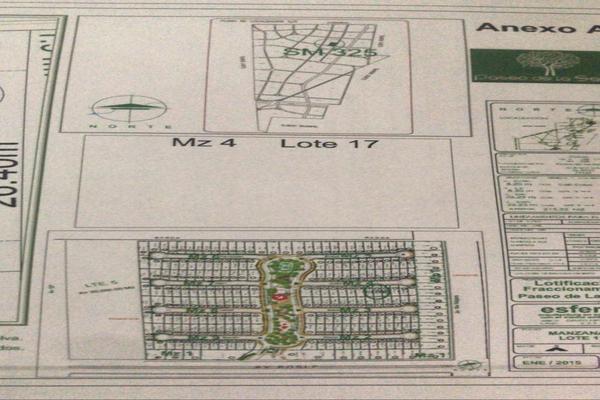 Foto de terreno habitacional en venta en ceiba , villas del arte, benito juárez, quintana roo, 20107028 No. 15