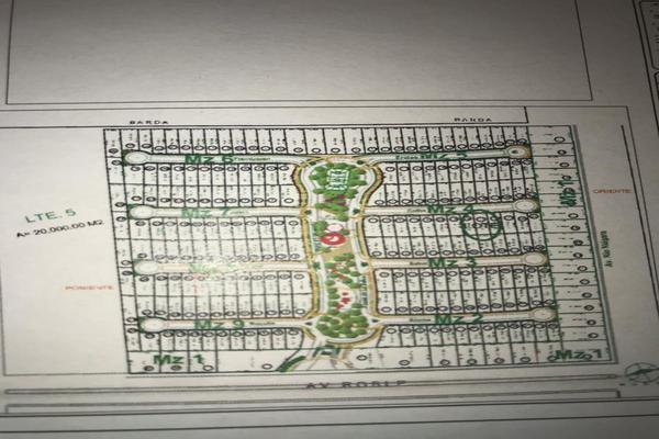 Foto de terreno habitacional en venta en ceiba , villas del arte, benito juárez, quintana roo, 20107028 No. 16