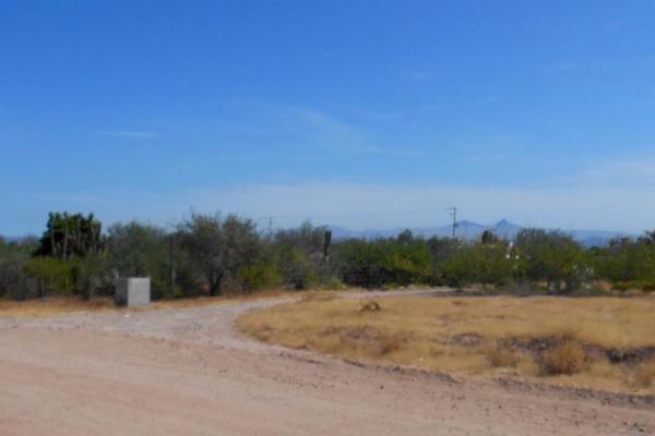 Foto de terreno habitacional en venta en  , centenario, la paz, baja california sur, 1615698 No. 01