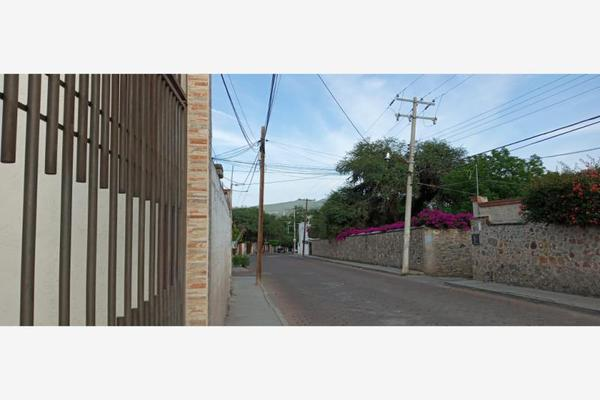 Foto de edificio en venta en centenario sur 300, tequisquiapan centro, tequisquiapan, querétaro, 16872382 No. 27