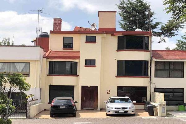Foto de casa en condominio en venta en centenario , tarango, álvaro obregón, df / cdmx, 8289327 No. 05