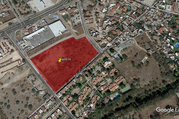 Foto de terreno habitacional en venta en  , centenario, tequisquiapan, querétaro, 5337703 No. 01