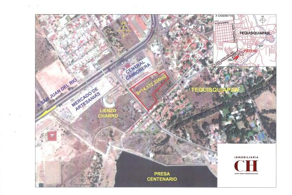 Foto de terreno habitacional en venta en  , centenario, tequisquiapan, querétaro, 5337703 No. 02