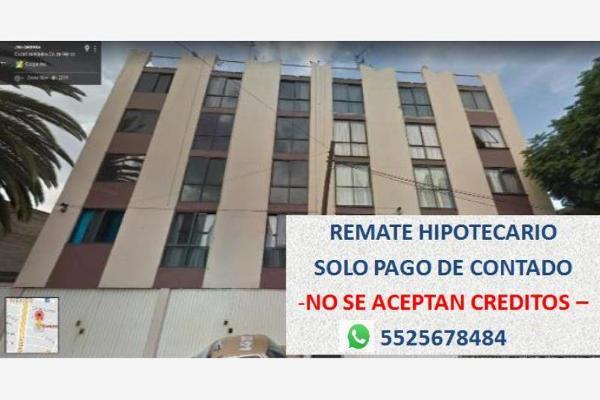 Foto de departamento en venta en centeno 786, granjas méxico, iztacalco, df / cdmx, 6187612 No. 01