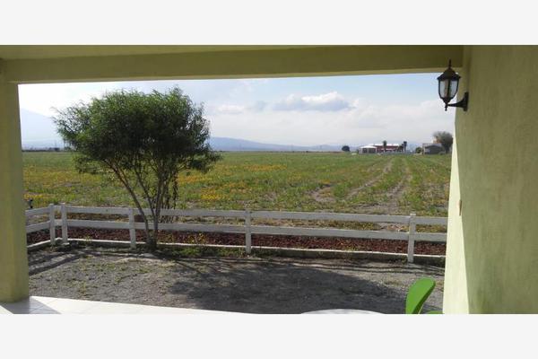 Foto de rancho en venta en central 1, el fuerte de la unión, tepeyahualco, puebla, 9093791 No. 10
