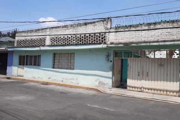 Foto de terreno habitacional en venta en central 32 , cerro de la estrella, iztapalapa, df / cdmx, 0 No. 01