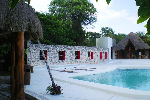 Foto de terreno comercial en venta en central vallarta , puerto morelos, benito juárez, quintana roo, 3460339 No. 08