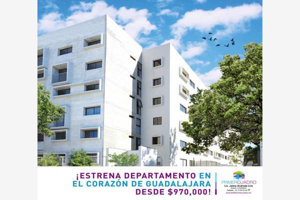 Foto de departamento en venta en centricas ubicaciones cerca de todo, guadalajara centro, guadalajara, jalisco, 13382047 No. 05