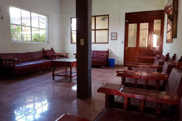 Foto de casa en venta en centro 0, centro, mixquiahuala de juárez, hidalgo, 5961535 No. 19