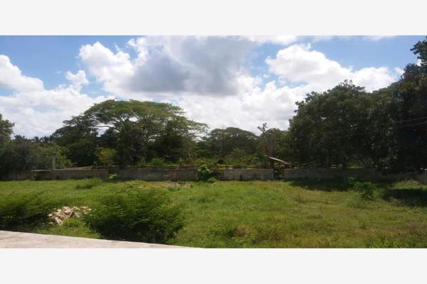 Foto de terreno comercial en venta en centro 00, izamal, izamal, yucatán, 8702022 No. 07