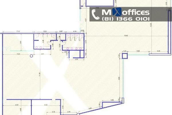 Foto de oficina en renta en centro 1, centro, monterrey, nuevo león, 5885507 No. 02