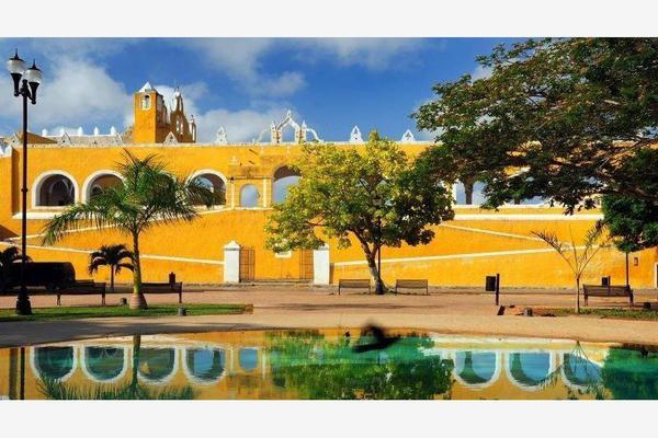 Foto de terreno comercial en venta en centro 111c, izamal, izamal, yucatán, 7514892 No. 01
