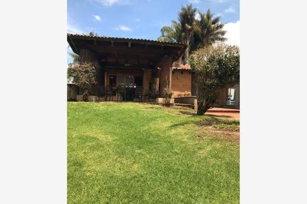 Foto de rancho en venta en centro 15, avándaro, valle de bravo, méxico, 9916768 No. 01