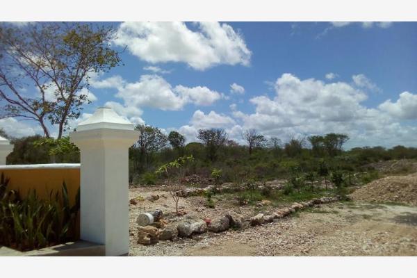 Foto de terreno habitacional en venta en centro 39, izamal, izamal, yucatán, 5307284 No. 01