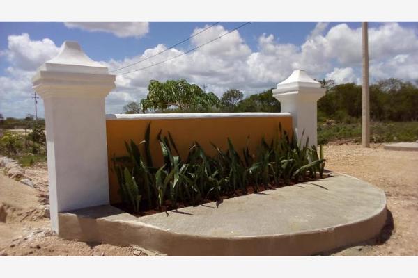 Foto de terreno habitacional en venta en centro 39, izamal, izamal, yucatán, 5307284 No. 03