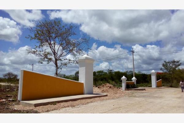 Foto de terreno habitacional en venta en centro 39, izamal, izamal, yucatán, 5307284 No. 04