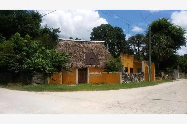 Foto de terreno habitacional en venta en centro 39, izamal, izamal, yucatán, 5307284 No. 10