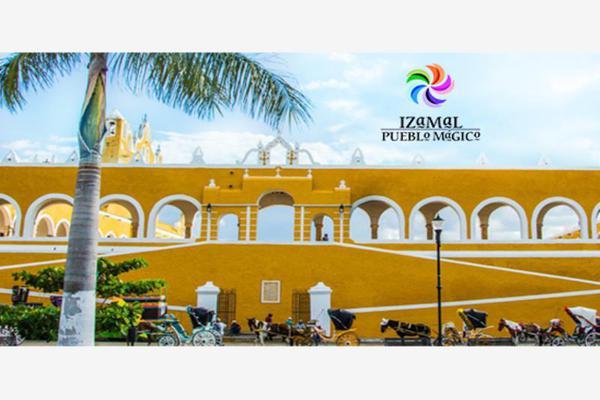 Foto de terreno comercial en venta en centro 90c, izamal, izamal, yucatán, 7222488 No. 02