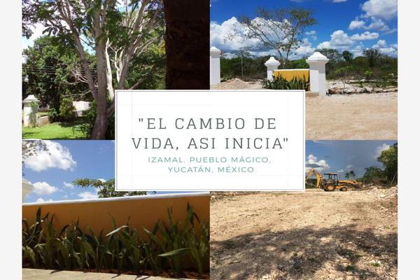 Foto de terreno comercial en venta en centro 90c, izamal, izamal, yucatán, 7222488 No. 03