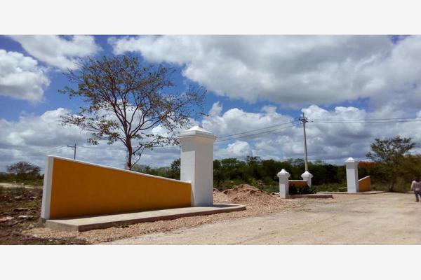 Foto de terreno comercial en venta en centro 90c, izamal, izamal, yucatán, 7222488 No. 06