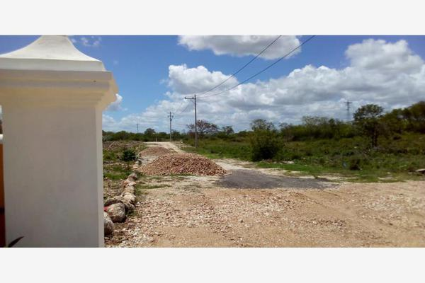 Foto de terreno comercial en venta en centro 90c, izamal, izamal, yucatán, 7222488 No. 16