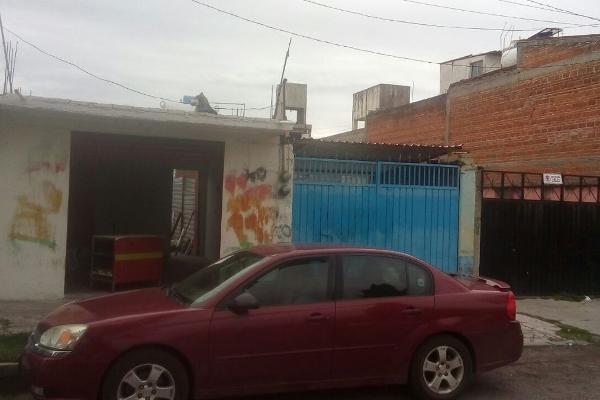 Foto de terreno habitacional en venta en  , centro, apizaco, tlaxcala, 5412829 No. 01