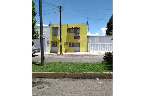 Foto de terreno habitacional en venta en  , hogares ferrocarrileros 3, apizaco, tlaxcala, 5904345 No. 01