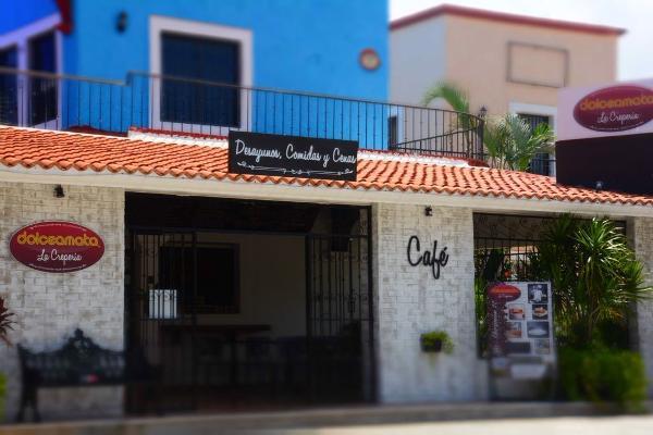 Foto de local en renta en centro avenida xel ha, manzana 1 lote 1 smz.28 cancún quintana roo , supermanzana 28, benito juárez, quintana roo, 12271952 No. 01