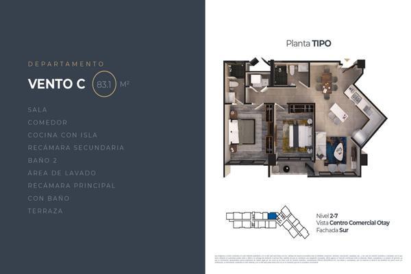 Foto de departamento en venta en  , centro comercial otay, tijuana, baja california, 17198846 No. 03