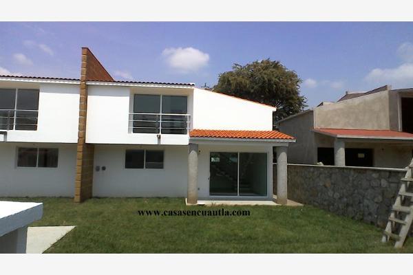 Foto de casa en venta en conocida 9, centro, cuautla, morelos, 2840409 No. 01