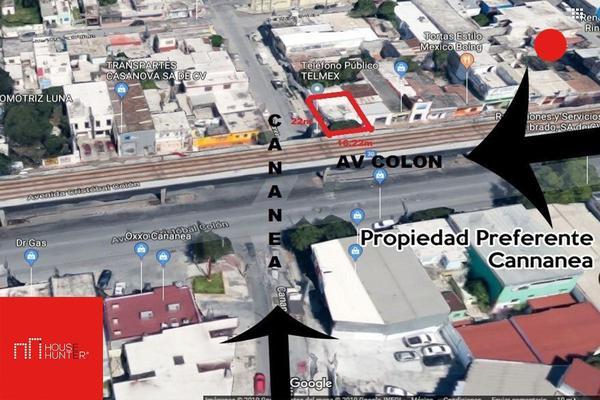Foto de terreno comercial en venta en centro de monterrey , pablo a. de la garza, monterrey, nuevo león, 8345585 No. 01