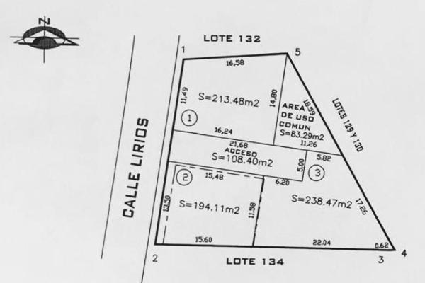 Foto de terreno habitacional en venta en  , centro sct tabasco, centro, tabasco, 8889455 No. 01